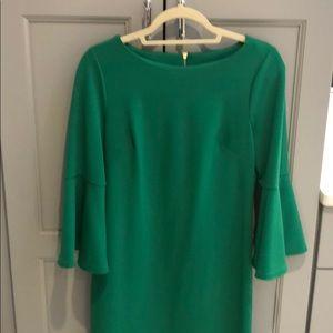 Dresses & Skirts - Beautiful Calvin Klein green dress size 8